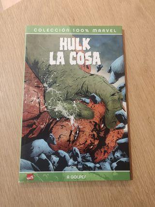 100% Marvel: Hulk/La Cosa