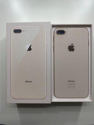 iPhone 8 Plus Rosa-Oro 64 Gg