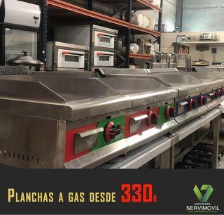 Plancha industriales - Nueva