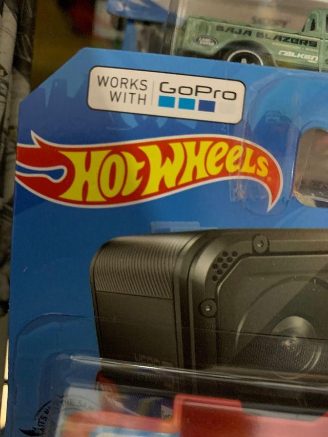 GoPro hotweels a estrenar