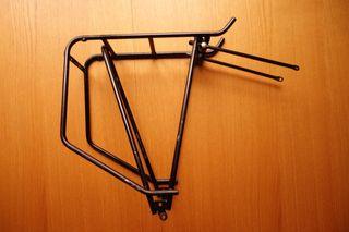 Portabultos transportín bicicleta Tubus Cargo