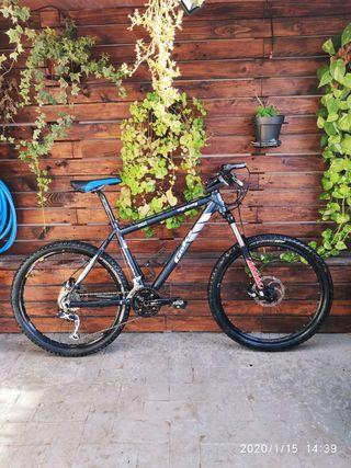 """Bicicleta mtb 26"""" montaña Goka Ingravity"""