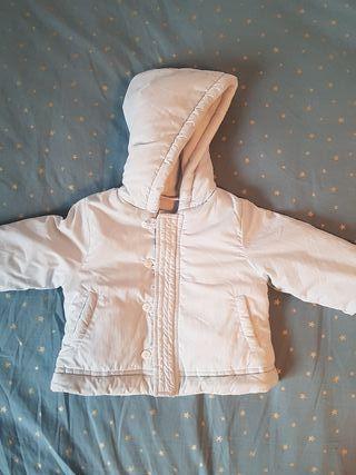 abrigo bebé 3 meses