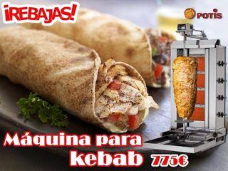 Asador Kebab - nuevo