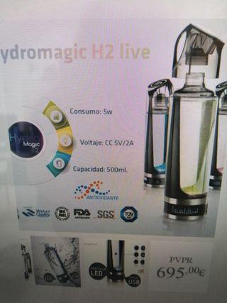 hydromagic H2 Live