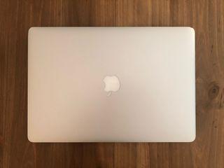 Macbook Pro 15,4 pulgadas