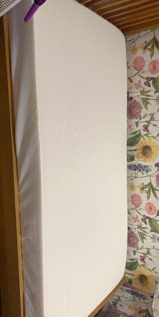 Single orthopaedic mattress No springs