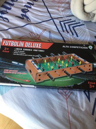 Futbolín Deluxe