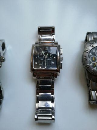 lote de relojes de calidad.
