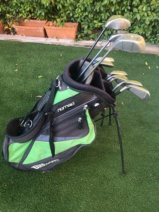 Conjunto Palos de golf