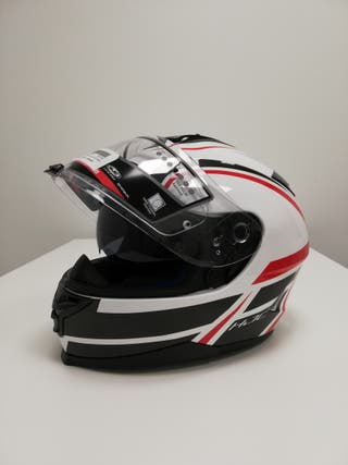 CASCO INTEGRAL HJC IS-17 CYNAPSE TALLA M