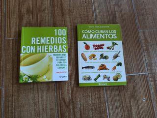 Libro plantas medicinales y alimentos
