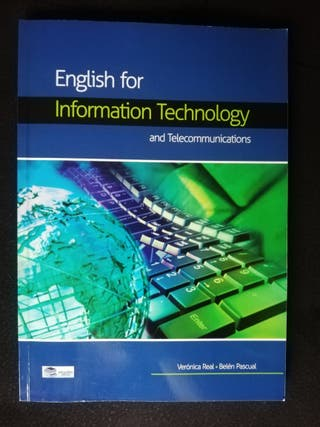 Libro English for Technology and Telecommunication