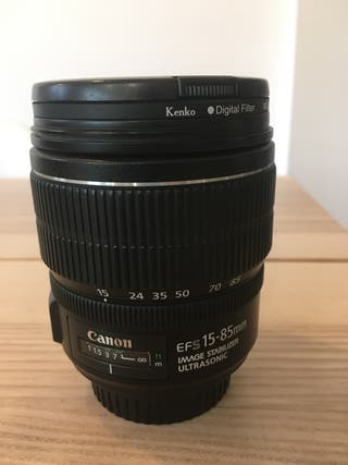 Canon 15-85mm f3.5/5.6 IS USM