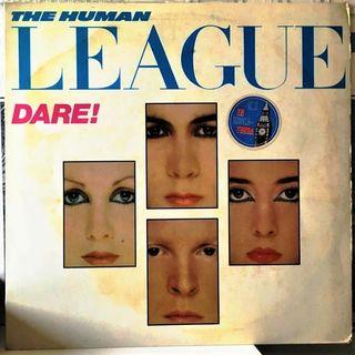 THE HUMAN LEAGUE - DARE ! LP