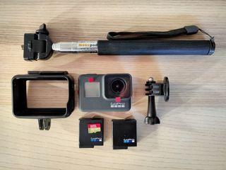 NUEVA a estrenar GoPro Hero 7 Black + 128 GB SD