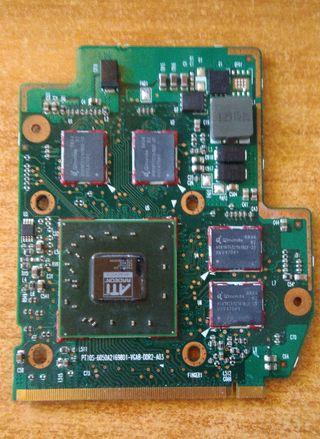 grafica portatil toshiba satelite A300