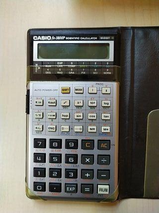 Calculadora Casio fx-3800P