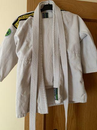 Kimono yudo
