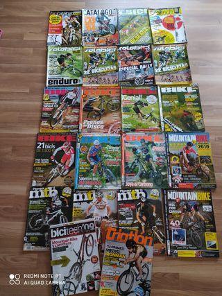 Revistas de BICI