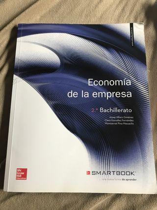 Economía de la Empresa 2 Bachillerato