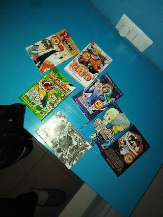 Cómics Japoneses Manga