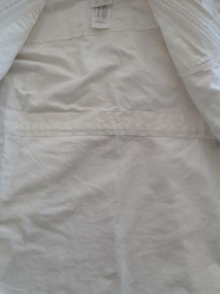 karate-judo kimono niño 110 cm casi nuevo