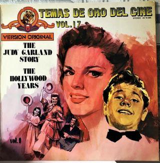 TEMAS de ORO del CINE vol.17 - The Judy Garland LP