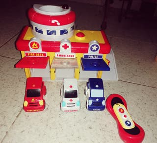Parking de emergencias