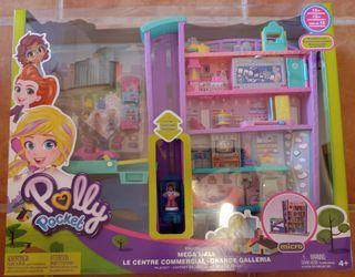 Polly Pocket - Centro Comercial.