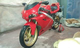 cagiva mito sp525 .. 125cc