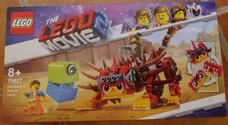 "Juguete Lego 70827. Lego ""The Lego Movie 2""."