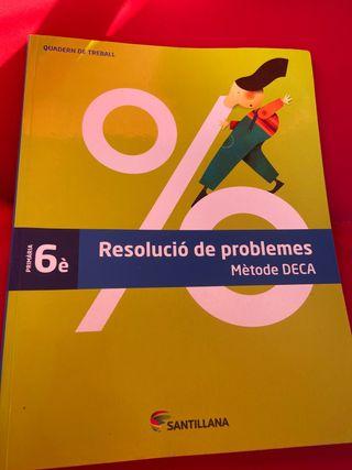 Recolucio de problemes