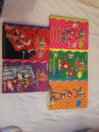 Libros infantiles Kika Súper Bruja