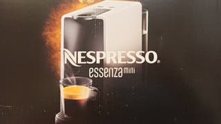 Cafetera Krups Essenza Mini