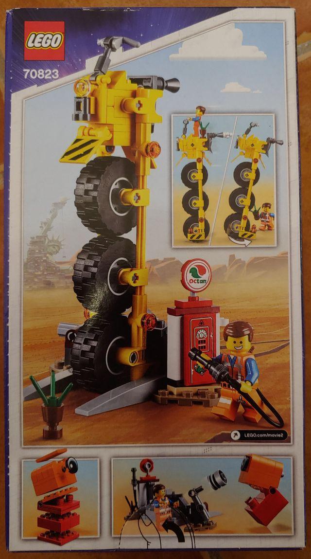 "Juguete Lego 70823. Lego ""The Lego Movie 2""."