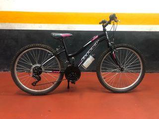 Bicicleta b pro jr 24