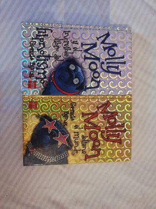 Libros Molly Moon