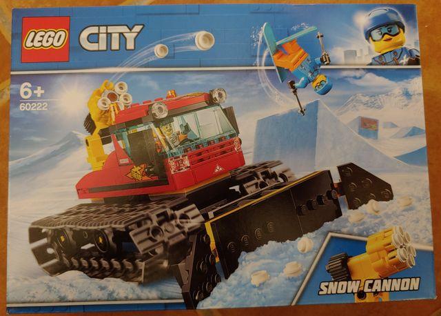 Juguete Lego 60222. Lego City Snow Cannon.