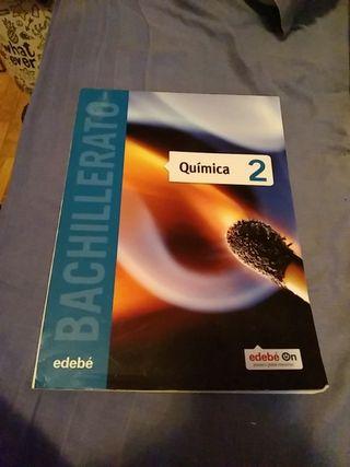 Quimica 2 (2° Bachillerato)