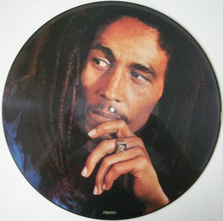 Bob Marley & The Wailers Legend - Picture Disc