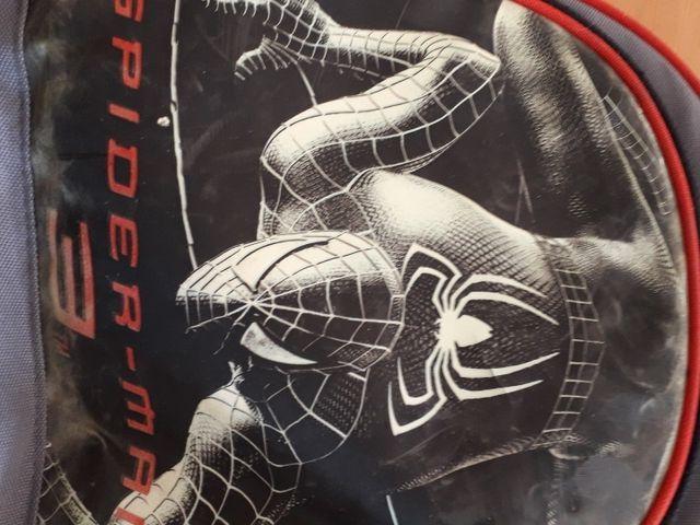 Spider-Man mochila niño