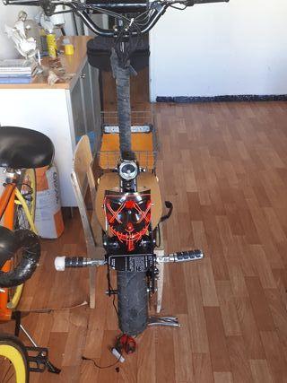 Scooter Eléctrico 2000W EcoXtrem