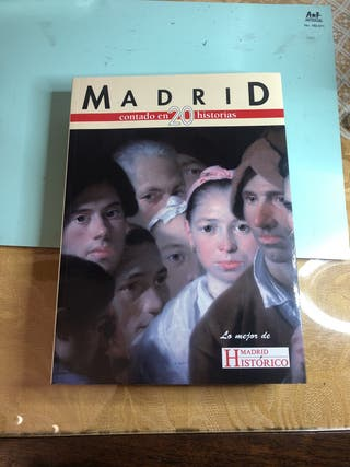 MADRID CONTADO EN 20 HISTORIAS