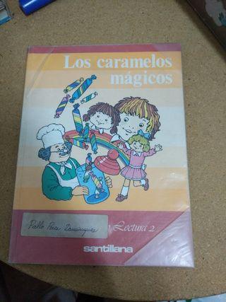 LOS CARAMELOS MÁGICOS