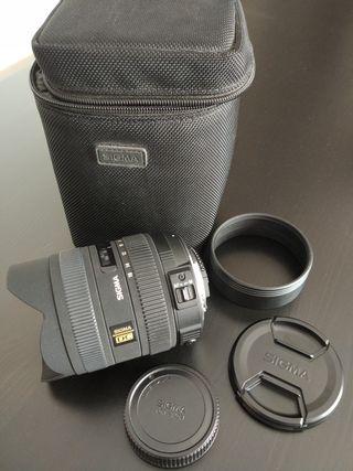 Objetivo Sigma 8-16mm F4.5-5.6 DC HSM 8-16 Nikon