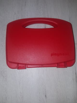 Maletin Playmobil con muchos accesorios