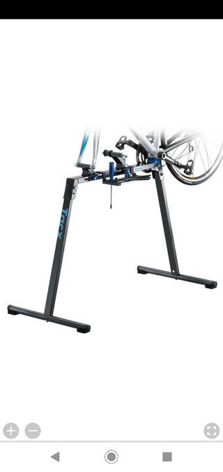 caballete bicicletas tacx taller