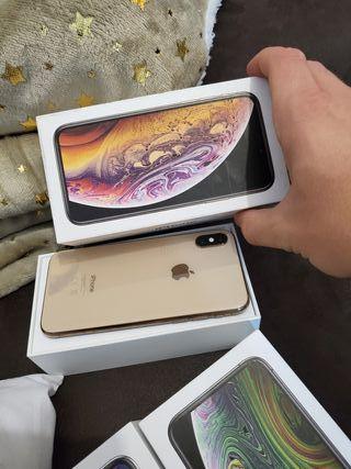 IPHONE XS ORO ORIGINAL