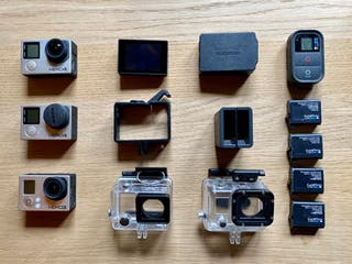 GoPro 4 Gopro 3 y accesorios